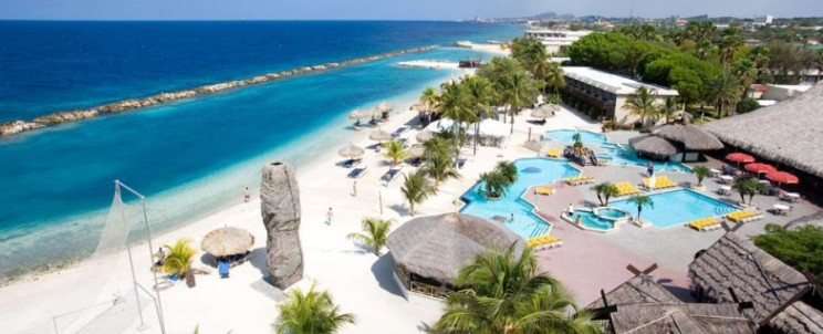 Отель BREEZES CURACAO RESORT